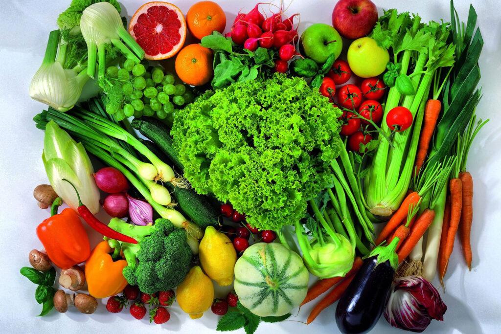 vegetable nutrients