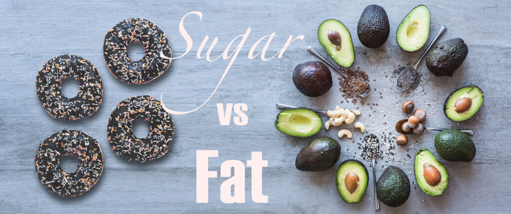 sugar vs fat - what is making us sick?